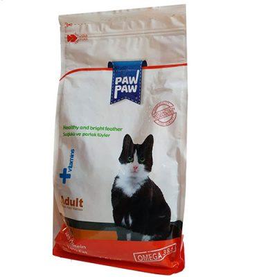 غذای خشک گربه پاو پاو مدل 112