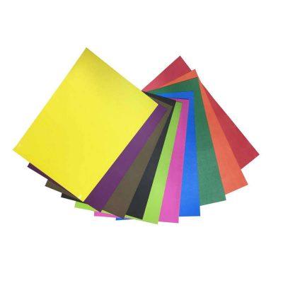 مقوا رنگی کد a-n1904 سایز A4 بسته 10 عددی
