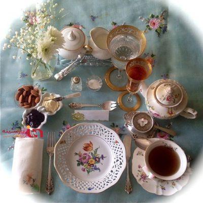 تهیه و سرو چای و قهوه
