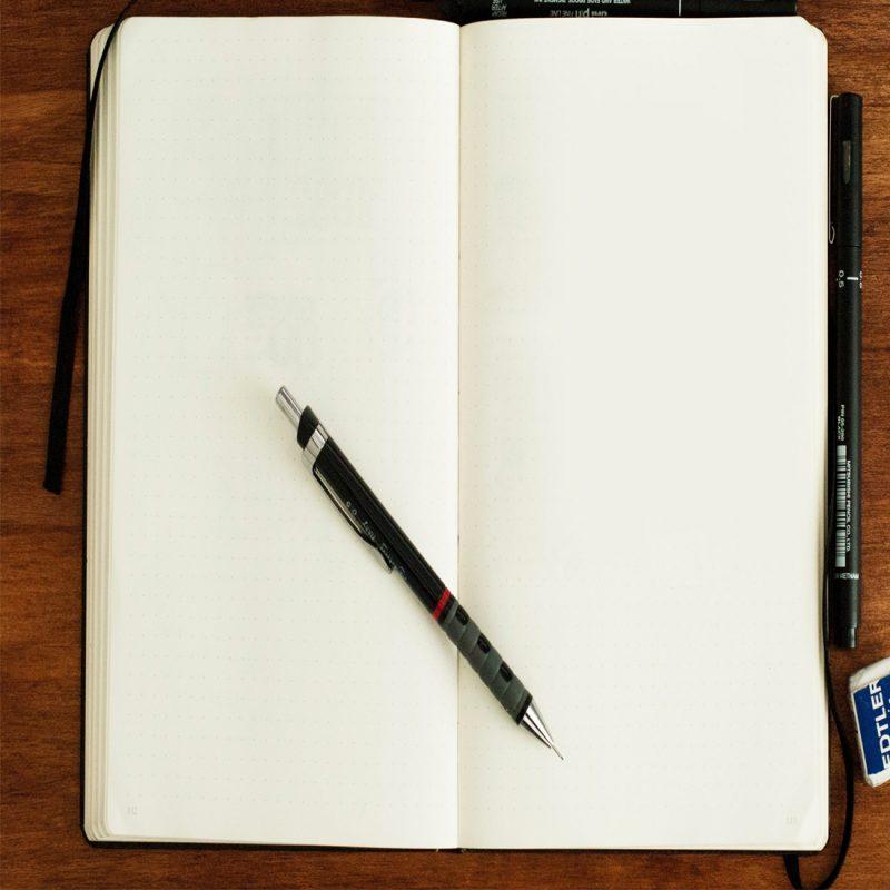 دفتر وکاغذ