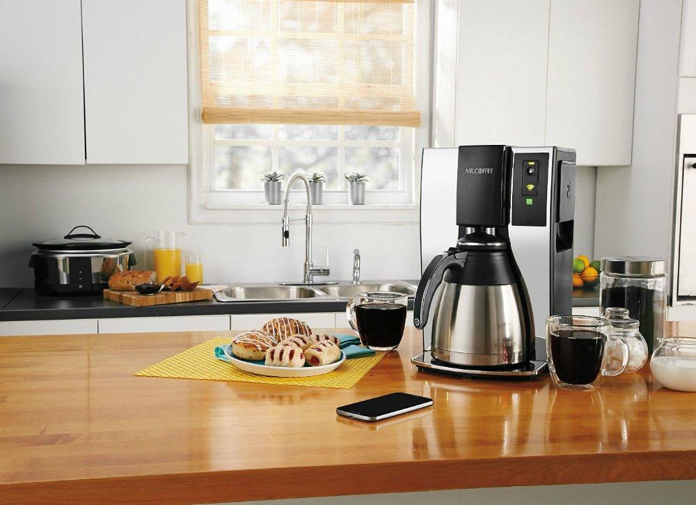 قهوه ساز و سرویس قهوه خوری